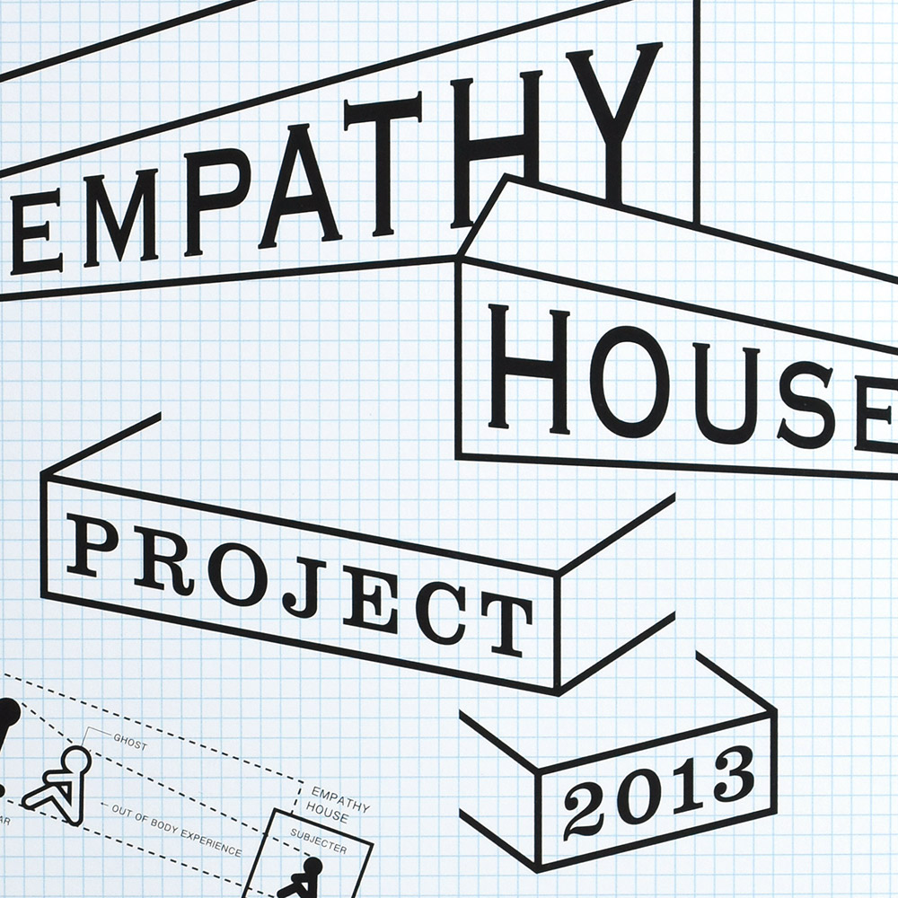 EVENT:EMPATHY HOUSE PROJECT イベントポスター、フライヤー、グッズデザイン